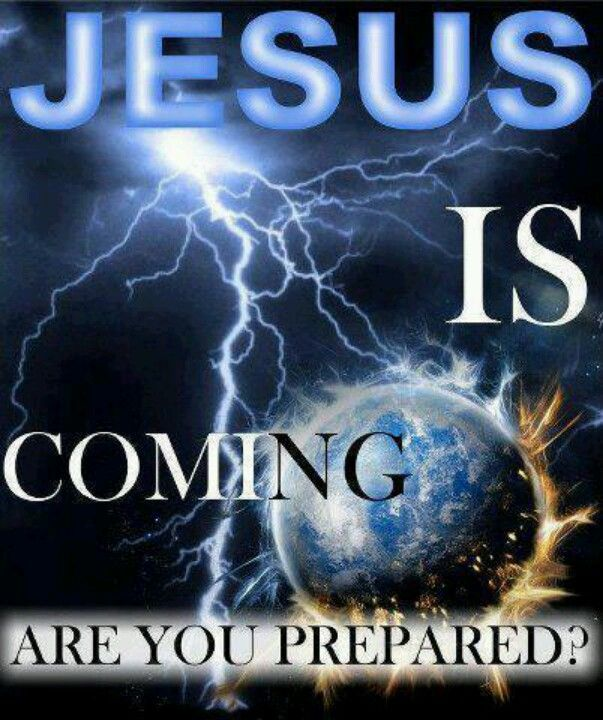 The Day Of The Lords Return! He Is Coming To Reward Everyone For What They Have Done! ❤