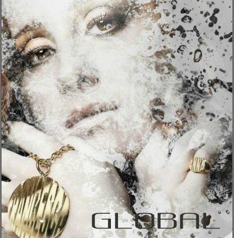 """collezione """"Global"""". gioielli in argento 925°°° realizzati a mano . personalizza il tuo gioiello ."""
