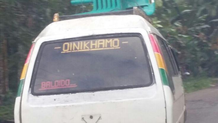 Gomo 251215 mini bus #nias #tanoniha #gomo