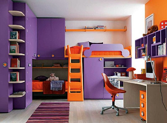16 best interior purple orange images on pinterest