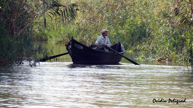 Pescar in delta - Sfantu Gheorghe