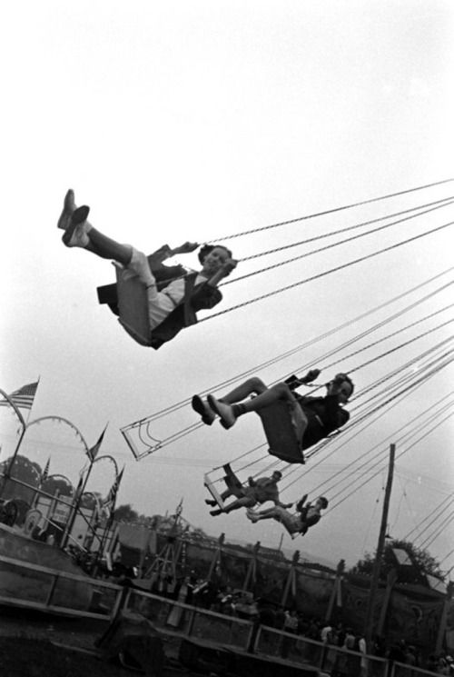 Alfred Eisenstaedt - Greenbrier Valley Fair, W. Virginia, 1938