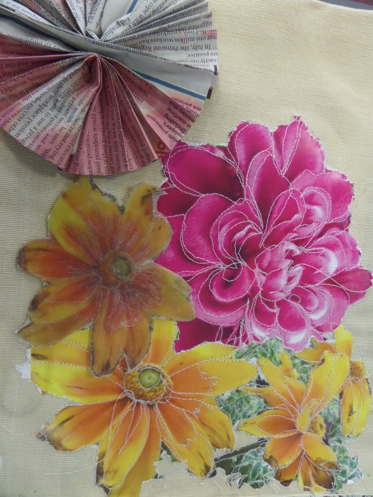 Becky Daykin - textile development