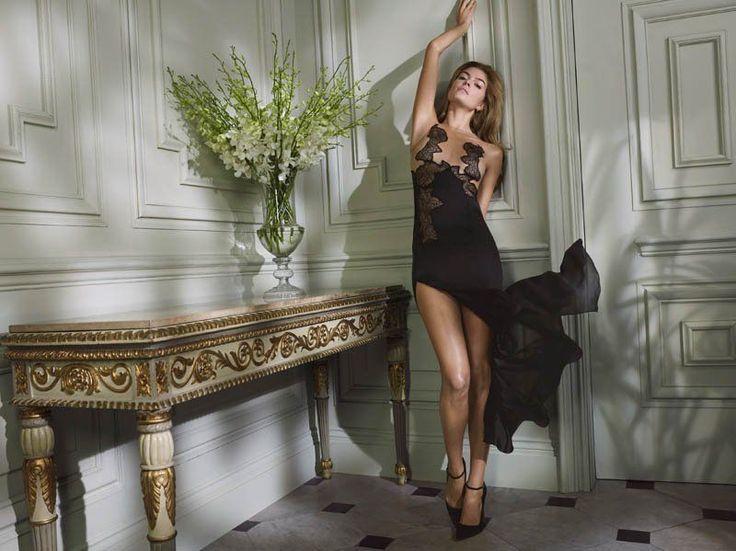 Glitzy Showgirl Lingerie : Agent Provocateur Spring 2014