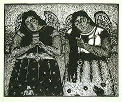 Indigo Arts Gallery   Art from Oaxaca   Fernando Olivera 2 - Prints