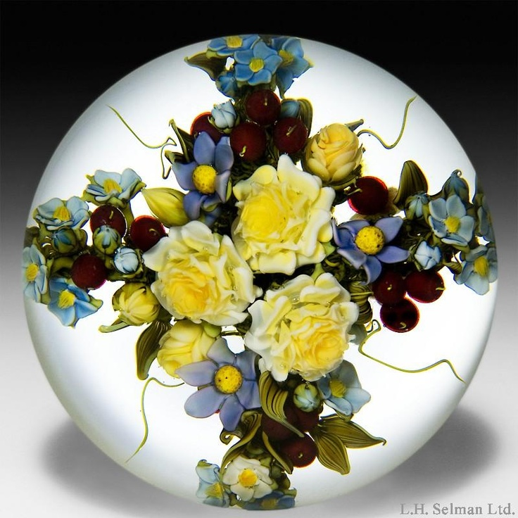 David Graeber Paperweights Modern  Could never afford it but it is exquisite!!
