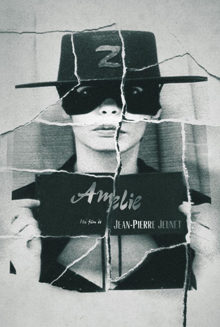 pbmworkson: Le Fabuleux Destin d'Amelie Poulain (2001), by Jean-Pierre Jeunet