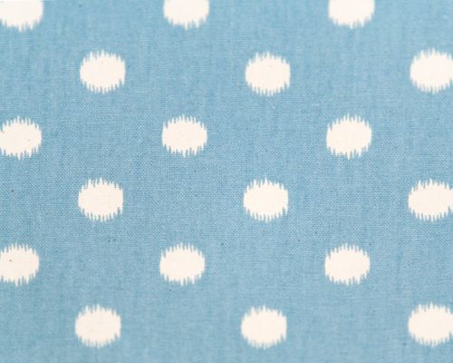 Combining two of my current faves: ikat and polka dots. Love!Blue Nature, Arctic Soft Blue, Blue Ikat, Fabrics, Current Fave, Collection, Design, Dots Arctic Soft, Room