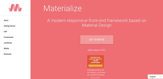 9 Material Design Frameworks for Cutting-Edge Websites