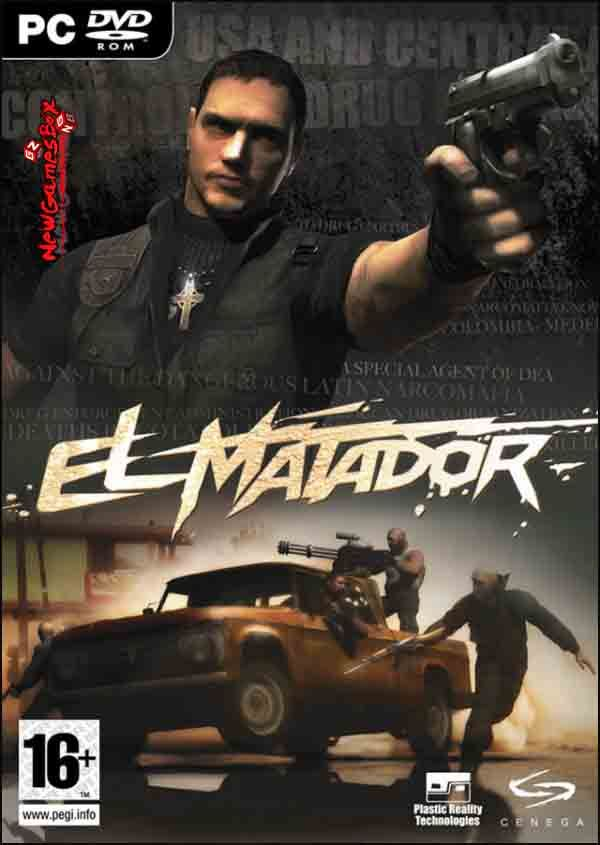 El Matador PC Game Free Download Full Version, PC System Requirements