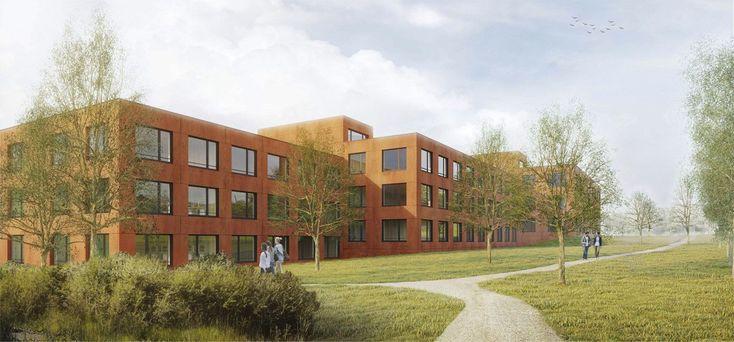 Gigon  Guyer . Neubau Klassentrakt Schulhaus Wallrüti . Winterthur (1)