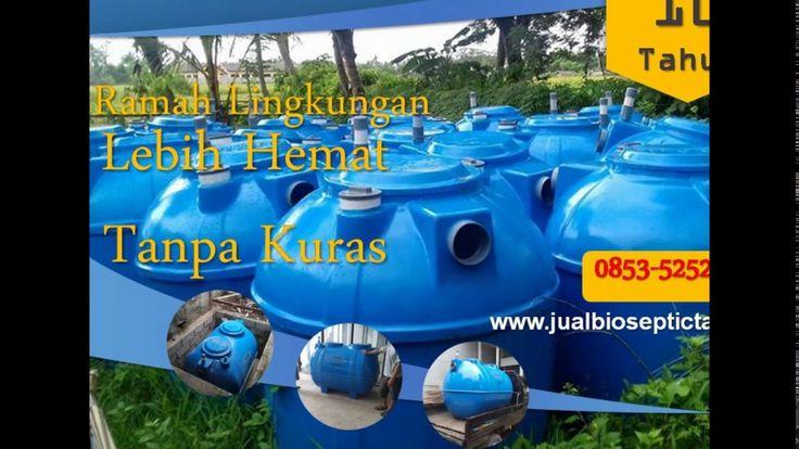 Pabrik Bio Septic Tank Bandung | Harga Septic Tank Fiberglass Murah | 08...