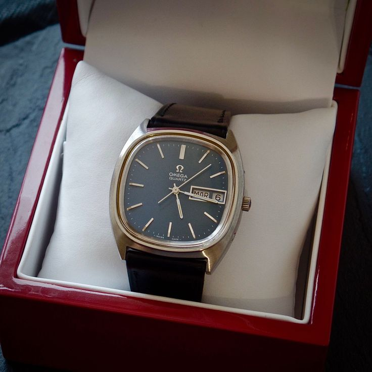 Omega 1310 Mega Quartz First in House Omega Quartz Genuine NOS Unworn Museum Q in Jewellery & Watches, Watches, Wristwatches | eBay