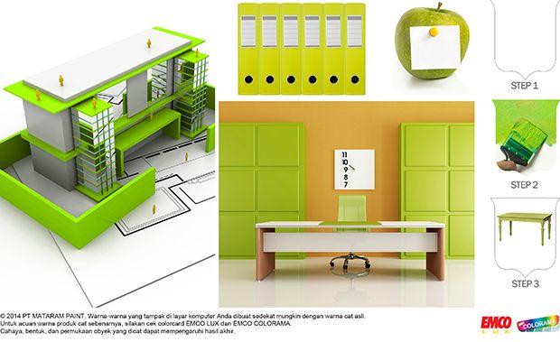 Ruang Kerja Ala Shio Monyet #MixnFix #DIY  http://goo.gl/jBL2j3