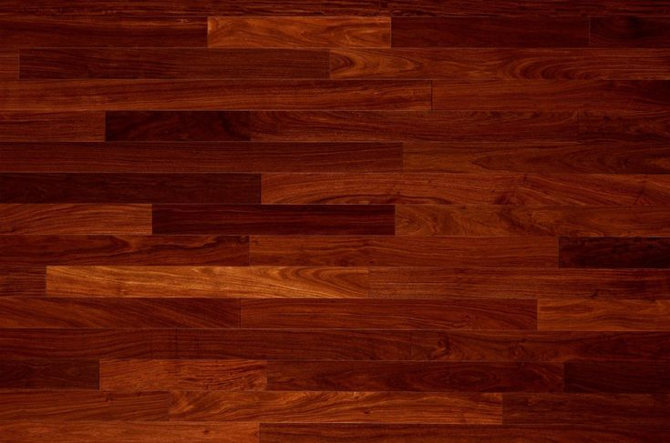 dark brown wood floor