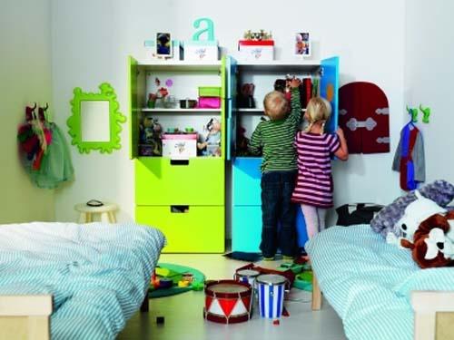 toy storage (stuva at ikea)