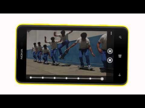 "Nokia Lumia 625 -- enjoy the view with a big 4.7"" screen and 4G internet"