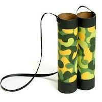 Binoculars - Kids CraftKids Zoos, Toilets Paper Rolls, Jungles Theme Crafts For Kids, Toilet Paper Rolls, Binoculars Crafts, Kids Crafts, Kids Safari Crafts, Awana Cubbies Crafts, Land Of Canaan Crafts
