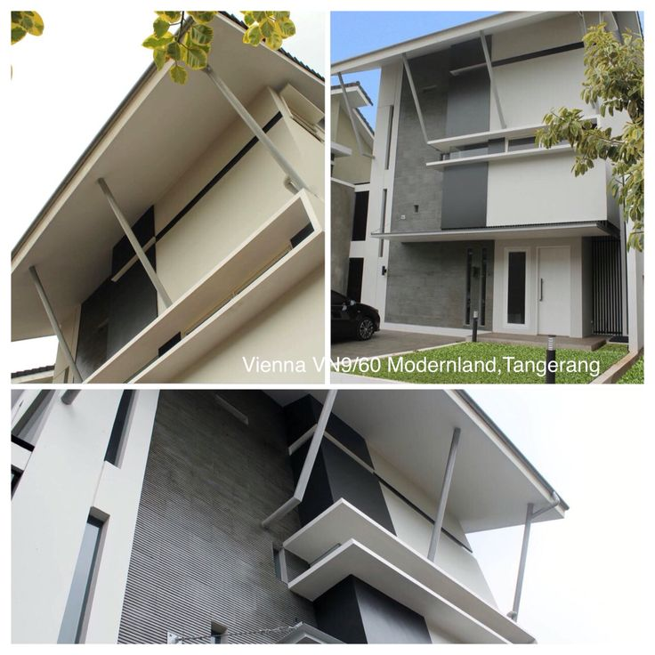 Private Terrace House at Vienna Compound , Modernland, Tangerang, Indonesia