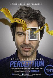 Perception - Aired for 3 seasons.