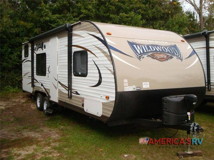 2017 Forest River Wildwood X-Lite 261BHXL for sale  - Crestview, FL | RVT.com Classifieds