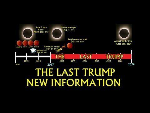 LAST TRUMP RAPTURE TIMELINE 2018! REVELATION 12 SIGN LIVES