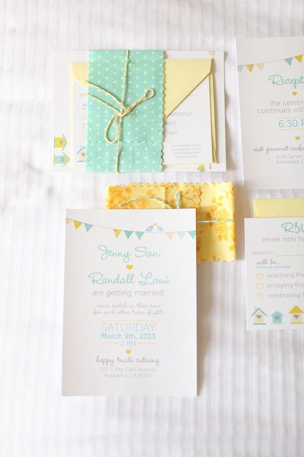 aquamint-and-yellow-wedding