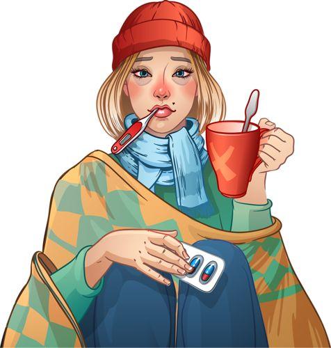 Прикольные картинки болеющих простудой девушек, картинки лифт открытки