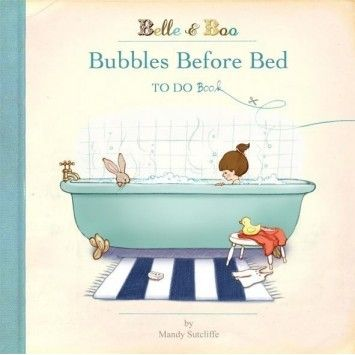 #Boekentip Papiergoed nr. 18: Bubbles Before Bed   Een prachtig mooi doe-boek met Belle & Boo