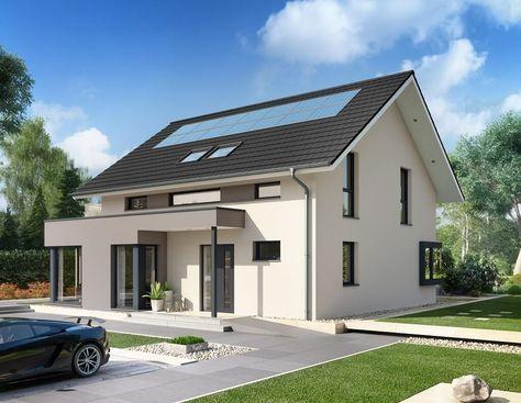EINFAMILIENHAUS MIT SATTELDACH   Haus Concept-M 159 Bien Zenker - offene kuche wohnzimmer grundriss