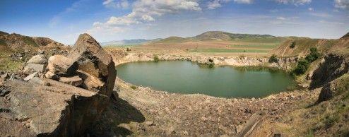 Lacul Iacobdeal -Turcoaia – Muntii Macin