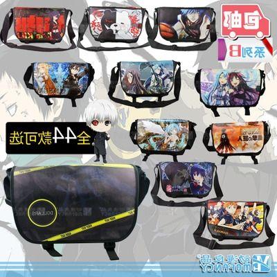 26.99$  Watch here - https://alitems.com/g/1e8d114494b01f4c715516525dc3e8/?i=5&ulp=https%3A%2F%2Fwww.aliexpress.com%2Fitem%2FAB73-Hot-anime-bags-Hoozuki-no-Reitetsu-Hakutaku-PU-cartoon-single-shoulder-shopping-bag-gifts%2F32258828835.html - anime attack on titan bag haikyuu/Sword art online/monokuma/Kuroko No school shoulder bag student gifts