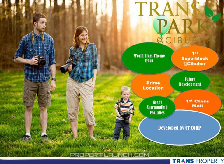 Trans Park @ Cibubur superblok