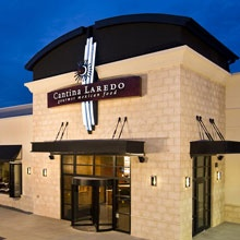 You'll love the authentic Mexican food at Cantina Laredo in Branson, MO, on the Landing.