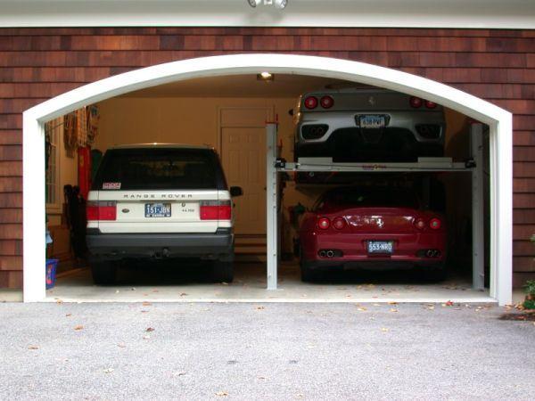 Garage 2 Becomes 3 Car