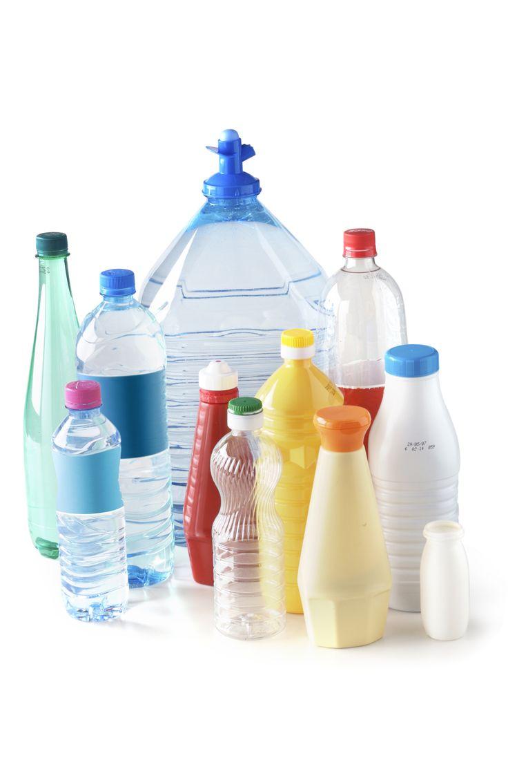 37 idées de récup avec des bouteilles, flacons, bouchons en  plastiques