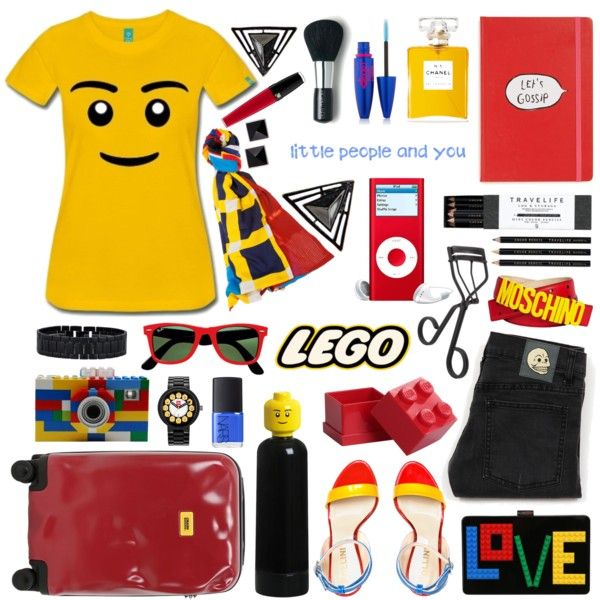 Let's Build!, created by thisislettie on Polyvore