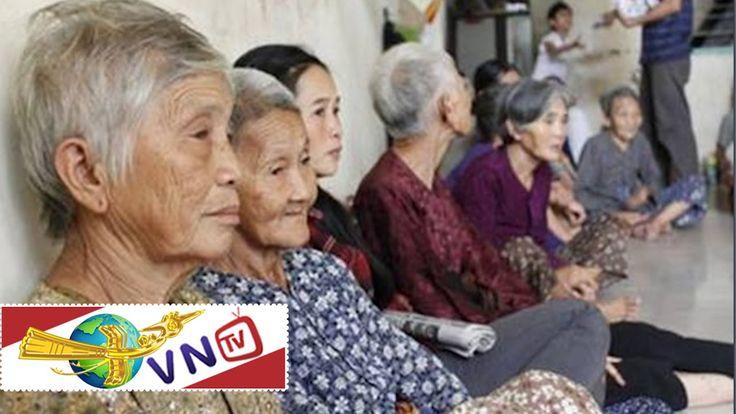 Dân số Việt Nam già hóa nhanh nhất thế giới?   VTC