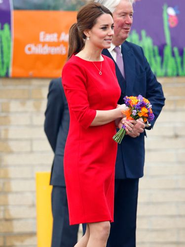 Kate Middleton's Oh-So Chic Pregnancy Style