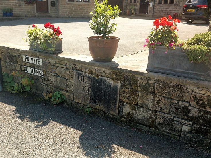 Hepworth Main Gate Destroyed