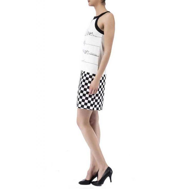 Vestido primavera-verano Desigual 2014  74€    -15%    62,9€  #Spring #elplanetadelasmarcas.es #welovefashion #vestido #dress #casualstyle #desigual #muguruzmujer