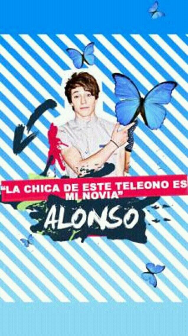 """""""La chica de este teléfono es mi novia""""-Alonso Villalpando"""