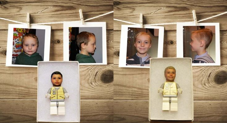 You can now buy LEGO minifigures that look like your kids | Funky3DFaces