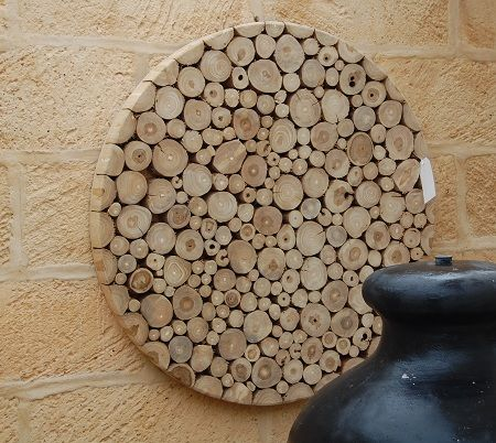 Round Wood Wall Decor 68 best wood art images on pinterest | diy, projects and wood