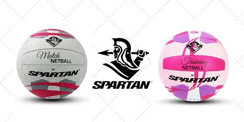 For every ocassion there is a Spartan netball for you! Enjoy training indoors or outdoors with Laura Geitz LE products ahd have real fun !
