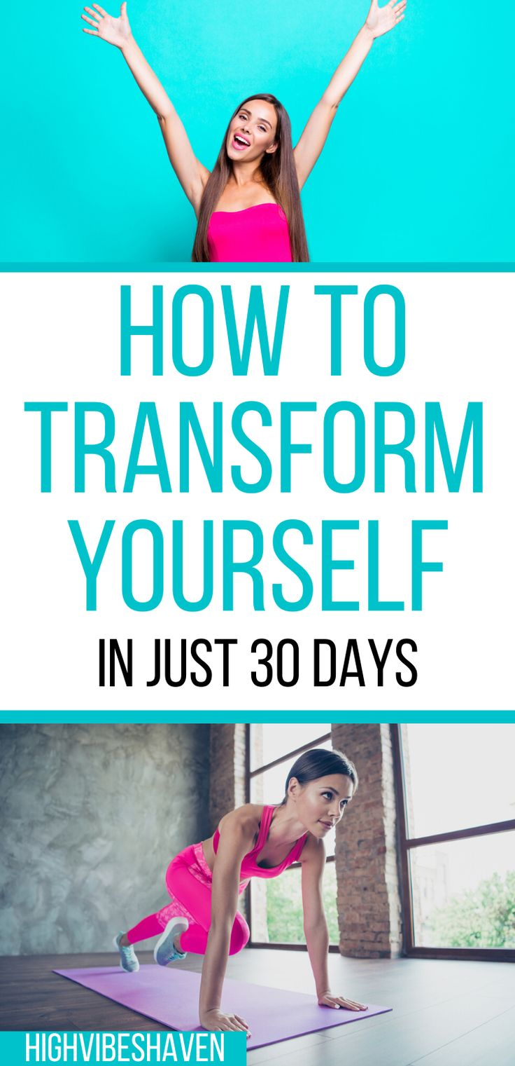 30 day glow up challenge transform yourself in one month