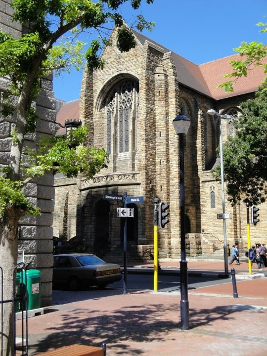 St George's Cathedral in the Mother City