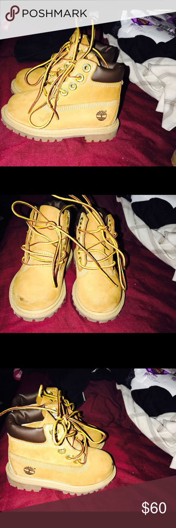 Toddler Timberland Boots size 5c Toddler Timberland Boots size 5c Timberland Shoes Boots