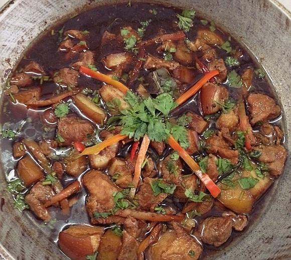 AdObO by Chef BoYNiggA  - AdObO @Home-cooked via www.dish.fm