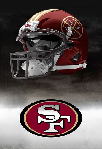 I think it'd be cool if the Niners reversed colors like this.